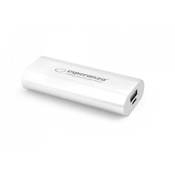 Външна батерия Esperanza 4400 MAH
